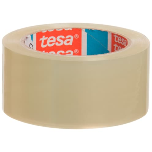 tesa Packband Solid&Strong transparent