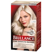 Schwarzkopf Brillance Intensiv Color Creme L12 Ultra Platinum 165 ml