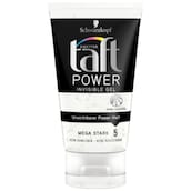 Schwarzkopf Power Invisible Gel mega stark Halt 5 150 ml