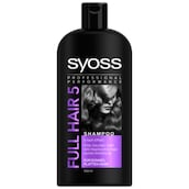 syoss Full Hair 5 Shampoo 500 ml