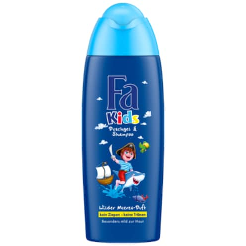 Fa Duschgel & Shampoo Kids Piraten blau 250 ml