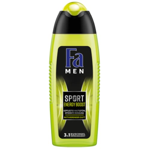 Fa Men Duschgel Sport Energy Boost 250 ml