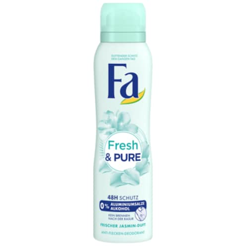 Fa Fresh & Pure Deodorant 150 ml