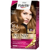Poly Palette Intensiv Creme Coloration 546 Caramel Goldblond 115 ml