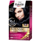 Poly Palette Intensiv Creme Coloration 909 Blau Schwarz 115 ml