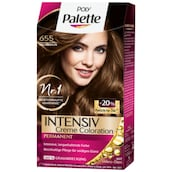 Palette intensiv creme coloration 655 goldbraun