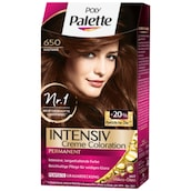 Poly Palette Intensiv Creme Coloration 650 Kastanie 115 ml