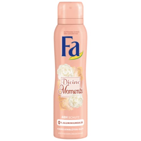 Fa Deospray Divine Moments 150 ml