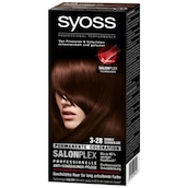 syoss Salonplex Permanente Coloration 3-28 Dunkle Schokolade 115 ml