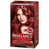 Schwarzkopf Brillance Intensiv Color Creme 842 Kaschmirrot 143 ml