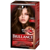 Schwarzkopf Brillance Intensiv Color Creme 862 Naturbraun 143 ml