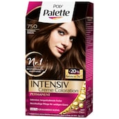 Poly Palette Intensiv Creme Coloration 750 Schoko-Braun 115 ml