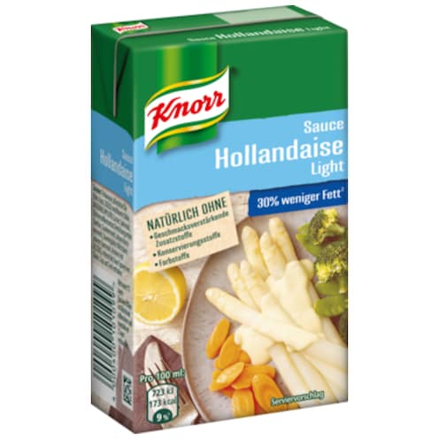 Knorr Sauce Hollandaise light 250 ml
