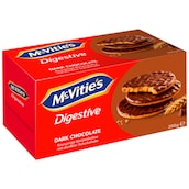 Mc Vities Digestive Dark Chocolate 200 g