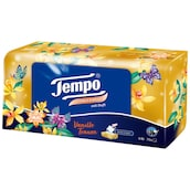 Tempo Icy Breeze mit Duft Box 4-lagig 70 Tücher
