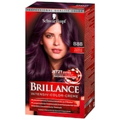 Schwarzkopf Brillance Intensiv Color Creme 888 Dunkle Kirsche 143 ml