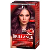 Schwarzkopf Brillance Intensiv Color Creme 887 Mahagoni Satin 143 ml