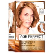 L'ORÉAL Excellence Age Perfect Nuancenreiche Creme Farbe 6.03 Strahlendes Hellbraun