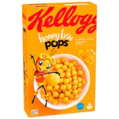 Kellogg's Honey Bsss Pops 375 g