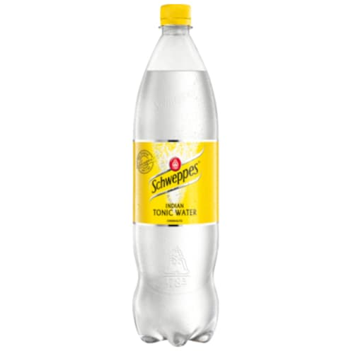 Schweppes Indian Tonic Water 1,25 l