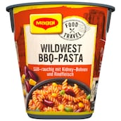 Maggi Food Travel Cup Wildwest BBQ-Pasta 60 g