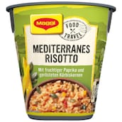 Maggi Food Travel Cup Mediterranes Risotto 66 g