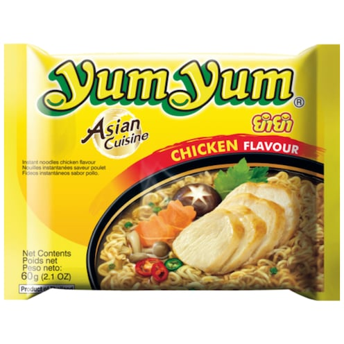 Yum Yum Instant Nudel Suppe Huhn 60 g