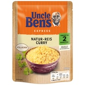Uncle Ben's Express Natur-Reis Curry 220 g