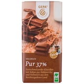 Gepa Vollmilch Pur 37% 100 g