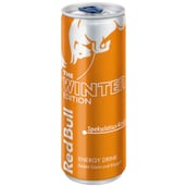 Red Bull The Winter Edition Spekulatius-Kirsch Energy Drink 0,25 l