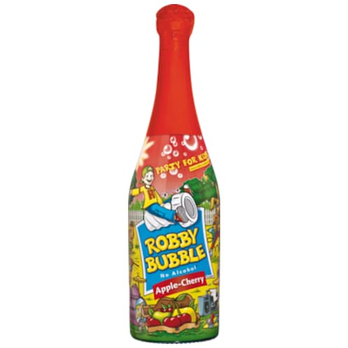 Robby Bubble Apple-Cherry 0,75 l
