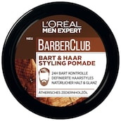L'ORÉAL MEN EXPERT Barber Club Bart & Haar Styling Pomade 75 ml
