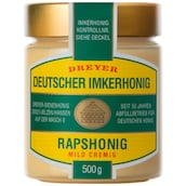 DREYER Deutscher Rapshonig 500 g