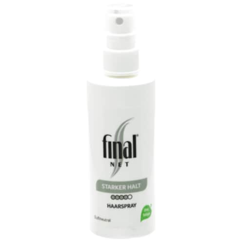 final NET Haarspray Starker Halt 125 ml