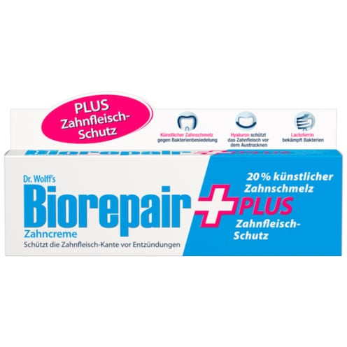 BioRepair Plus Zahncreme 75 ml