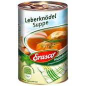 Erasco Leberknödel Suppe 395 ml