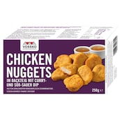 VOSSKO Chicken Nuggets im Backteig 250 g