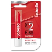 Labello Lips2Kiss Poppy Red 3 g