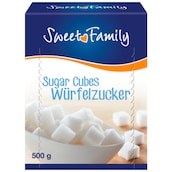 Sweet Family Würfelzucker 500 g