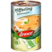 Erasco Pfifferling Rahmsuppe 390 ml