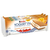 Ferrero Kinder Yogurt'In Mango & Maracuja 3 x 28 g
