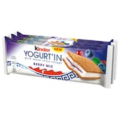 kinder Yogurt'In Berry Mix 3 x 28 g