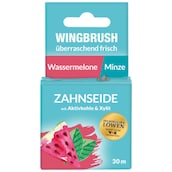 Wingbrush Wingbrush Zahnseide Wassermelone/Minze