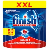 finish Powerball All in 1 XXL 60 Tabs