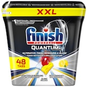 finish Quantum Ultimate Geschirrspültabs Citrus XXL 48 Tabs