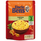 Uncle Ben's Curryreis Indien 250 g