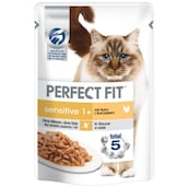 PERFECT FIT Sensitive 1+ Huhn 85 g