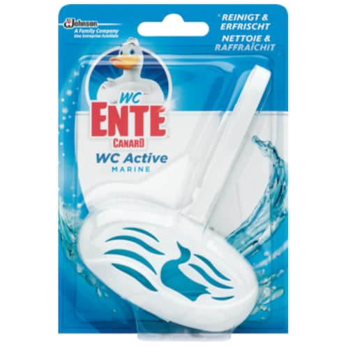 WC ENTE WC Acitve 3in1 Citrus 40 g
