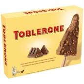 Toblerone Stieleis 4 x 100 ml