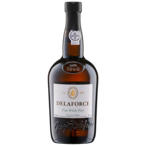 DELAFORCE Fine White Port 20 % vol. 0,75 l
